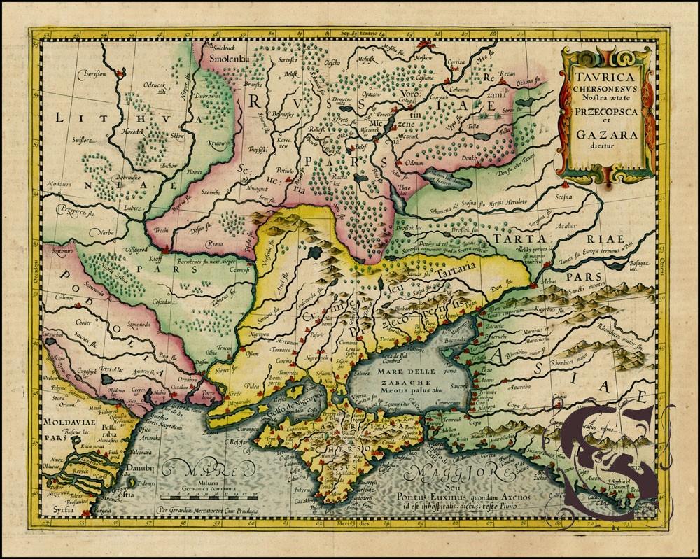 (1595) Taurica Chersonesus