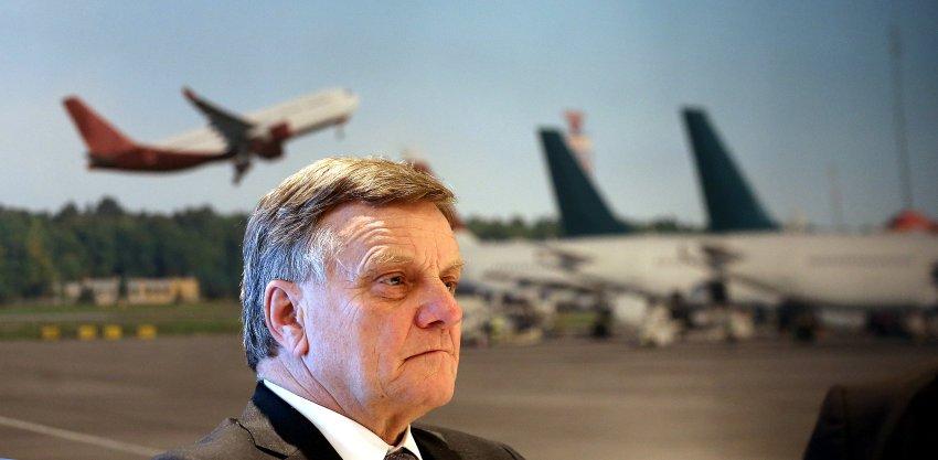 Aufsichtsratssitzung der Flughafengesellschaft