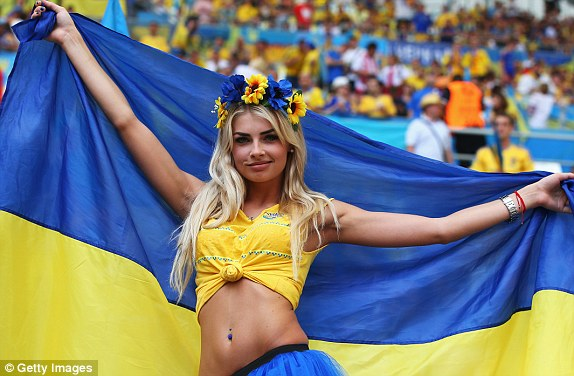 Ukraine girls