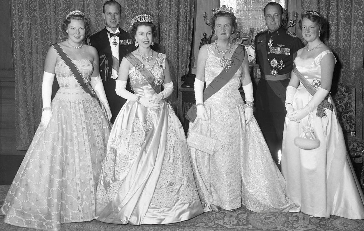 statevisit queen elizabeth queen beatrix