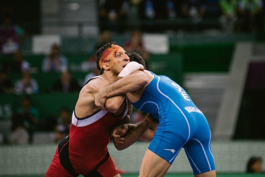 """Armenien & Aserbaidschan """"Sport behind enemy lines"""" / Baku"""