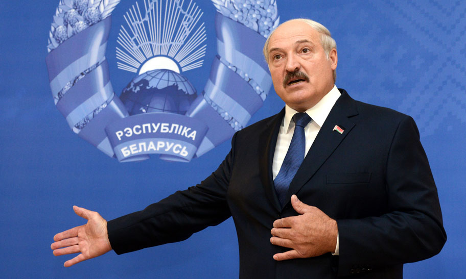 Presidential election in Belarus