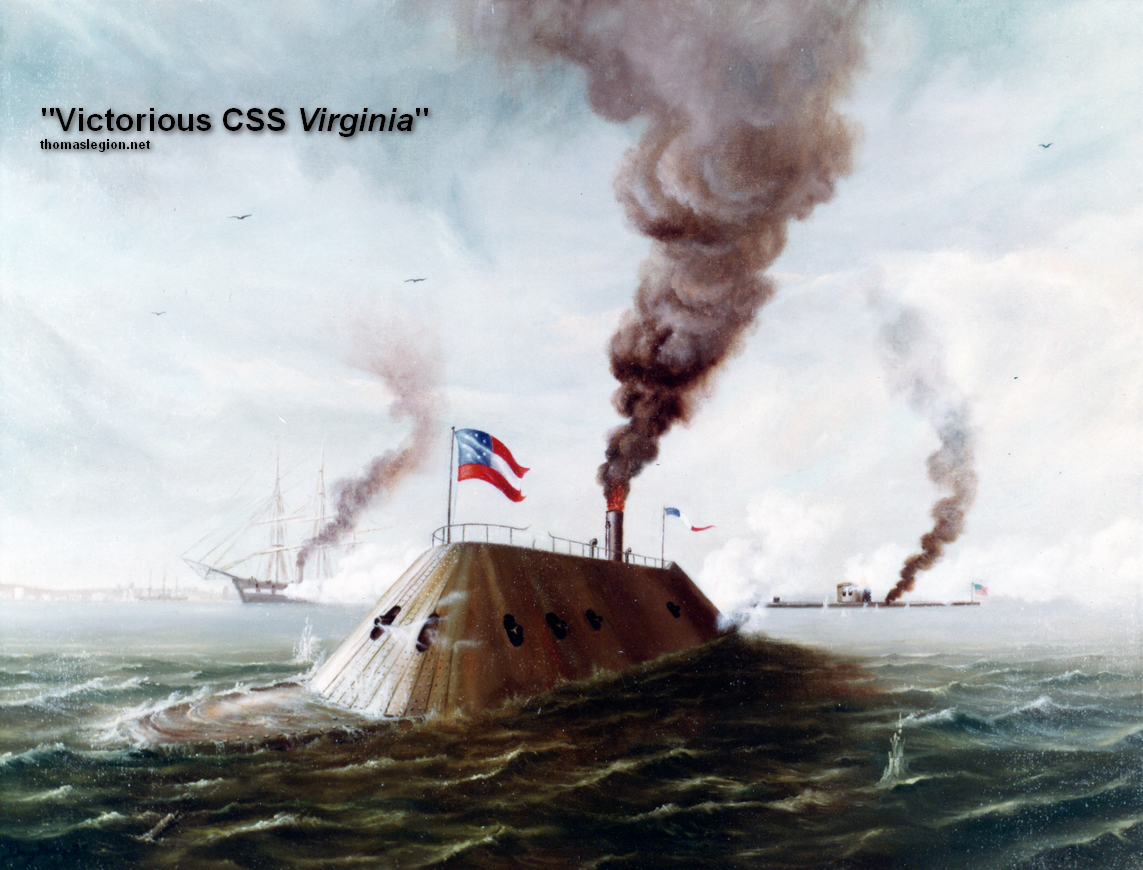 """""""The Ironclads"""""""