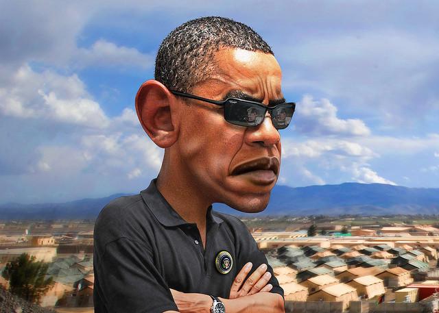 BarackObama-Caricature-Attrib-Flickr-DonkeyHotey-6704484021-640x457